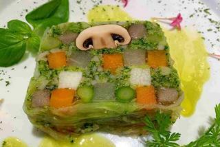 仏蘭西料理 ミルフィーユ