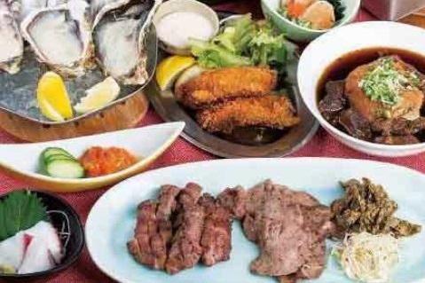 牡蠣と牛たん 仙台や 匠(ホテルシュランザCHIBA内)