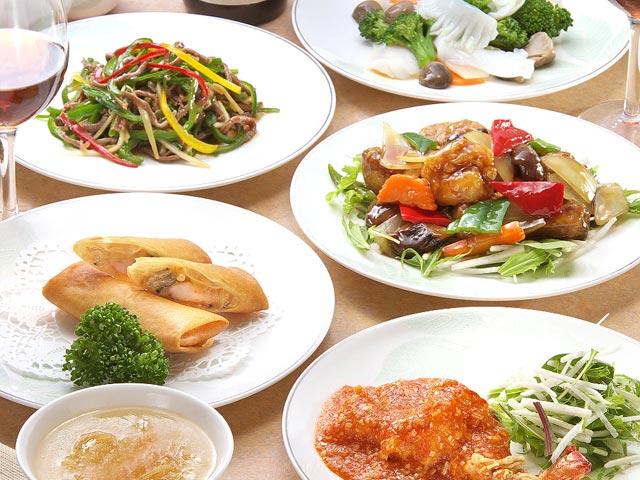 中国料理「翠嵐」(ホテルスプリングス幕張内)