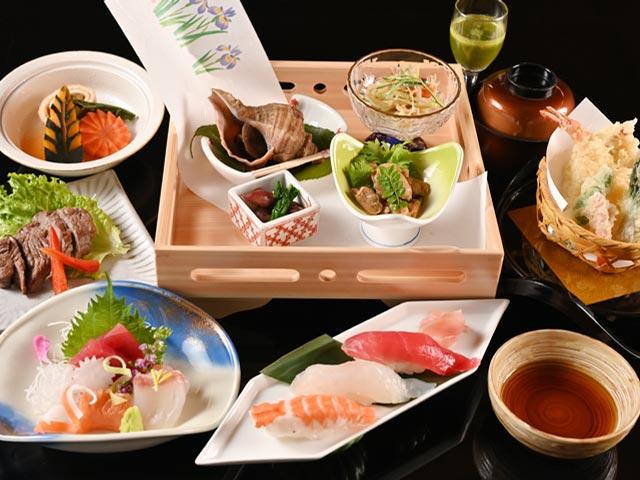 日本料理「玄海」(ホテルスプリングス幕張内)